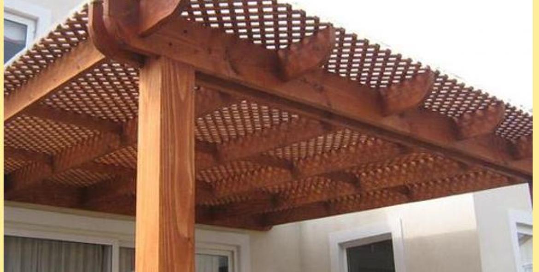 TECHOS Servicios de diseño y construcción de techos de madera, mantenimiento y reparación de techos con principales aplicaciones: techos para terrazas, techos para casas, techos para patios, techos para jardín, techos interiores, techos con policarbonato, techos con tejas, techos transparentes.