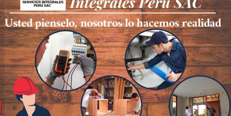 Ofreciendo trabajos en carpintería, gasfitería, pintura, instalaciones eléctricas y otros.